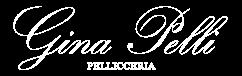 logo ginapelli bianco